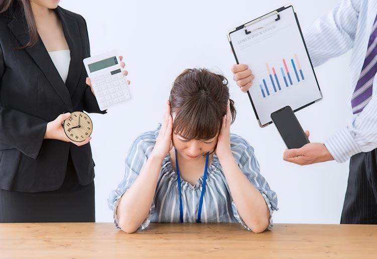 仕事のストレスと適応障害の関係